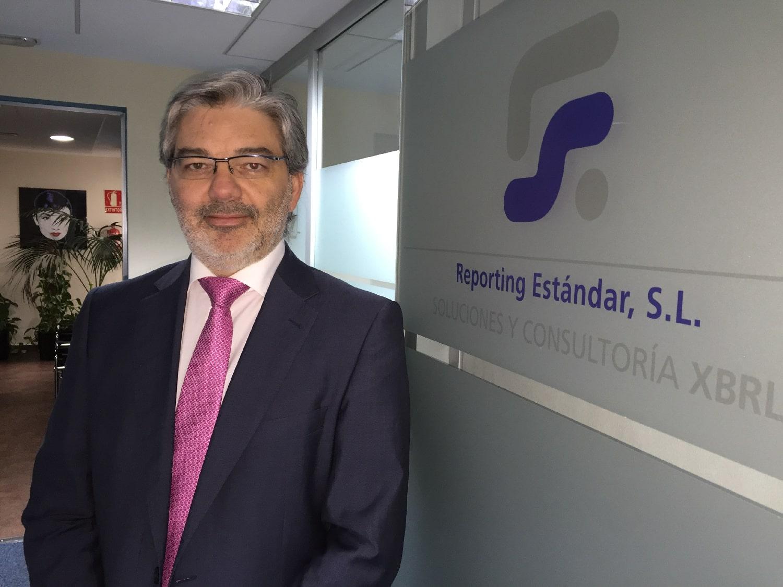 Ignacio Hernández-Ros, socio fundador y CTO de Reporting Estándar