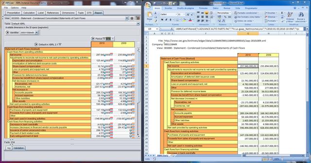 xbrl database 3